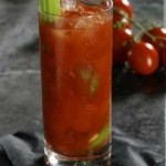 Bloody Mary con Aloe (sin alcohol)