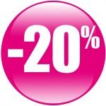 Réduction - 20 % chez notre partenaire espritsante.com